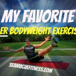 Join me for my top bodyweight moves!