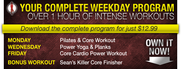 Complete Weekday Workout