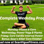 Get ripped and strong with me 3 days a week!