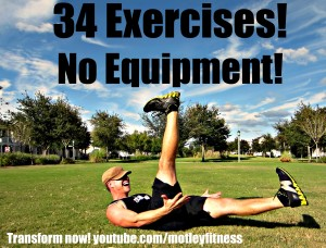 34 reasons to go outside and exercise!