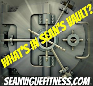 Open Sean's Vault and transform your body with my total online training program!