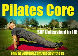 Show your core how much you love it - Do this workout!