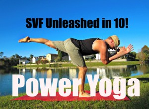 My Power Yoga Challenge will make you SWEAT!