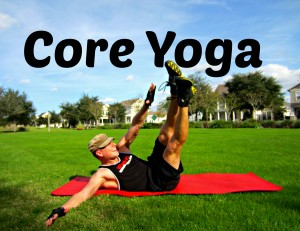 Yoga and Core go together like peanut butter and jelly!