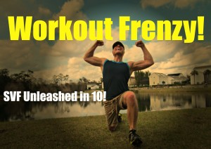 My Workout Frenzy will have you gasping for air and loving your body!