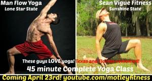 Yoga and Men - UNITE!