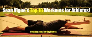 Here's 10 workouts that every athlete must do TODAY!