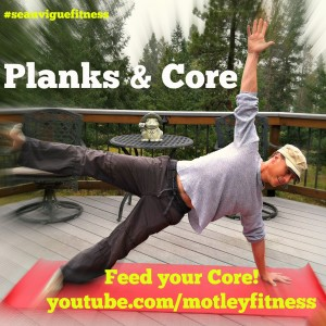 Plank your way to some serious muscles!