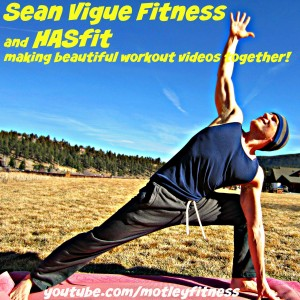 Train with Sean Vigue Fitness and HASfit!