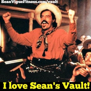 I love Sean's Vault!