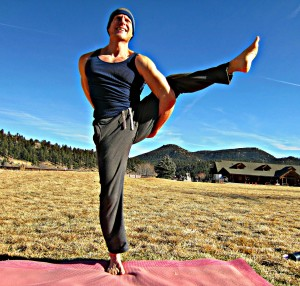 Your complete, easy to follow yoga class.