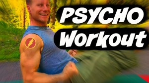 This workout was truly POSSESSED! Try if you dare...