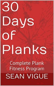 """""""30 Days of Planks"""" available at Amazon and iBooks!"""