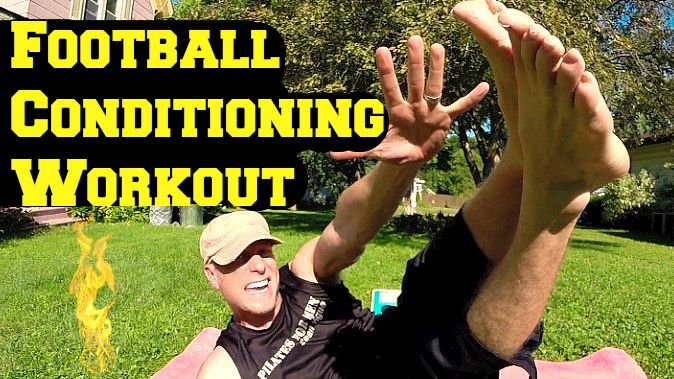 Complete Football Conditioning Program with Sean Vigue