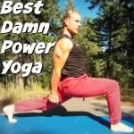 40 Minutes of Power Yoga INSANITY!