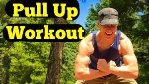 Get on that Pull Up bar today!