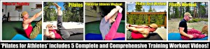 Do 5 complete and comprehensive Pilates workouts with Sean!