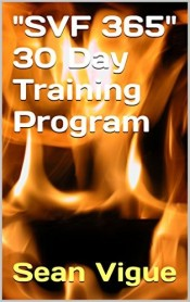 "Sean Vigue ""SVF 365"" 30 Day Fitness Program"
