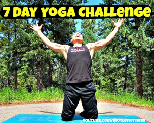 Ready for 7 days of complete yoga classes?