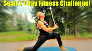 Take Sean's 7 Day Fitness Challenge!