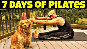"Do the ""7 Day Pilates Challenge""!"