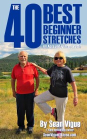 """40 Beginner Stretches"" eBook"