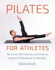 Pilates for Athletes (book cover)