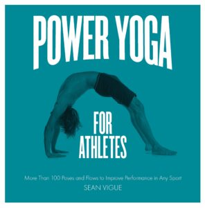 Power Yoga For Athletes (book cover)