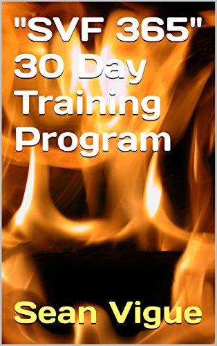 "Sean Vigue ""SVF 365"" 30 Day Fitness Program"