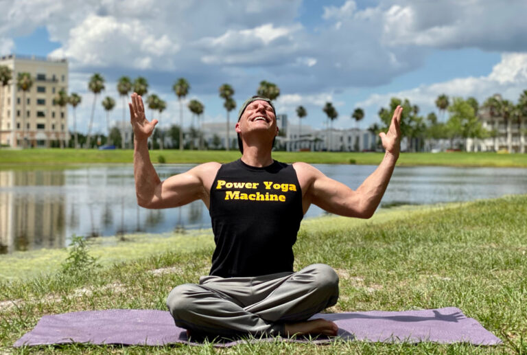5 Day Yoga for Men Beginners Challenge with Sean Vigue!